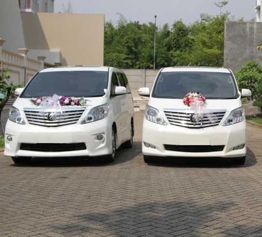Wedding Car Bandung – Sewa Mobil Pengantin Bandung